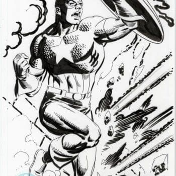 Wake Up And Draw Like Jack Kirby For His 97th Birthday (UPDATE x2)