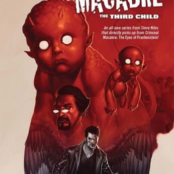Criminal Macabre: The Third Child Preview