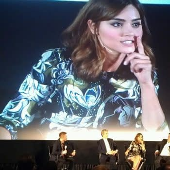 New Time Lord, New Companion – Jenna-Louise Coleman To Depart Doctor Who In December