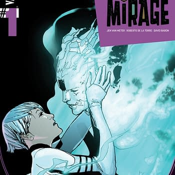 The Death-Defying Dr. Mirage Is Coming To Comic Shops &#8211 Preview