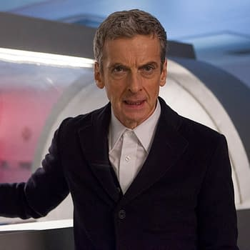 Photos And Trailer For Into The Dalek &#8211 The Second Episode Of Doctor Who Season 8