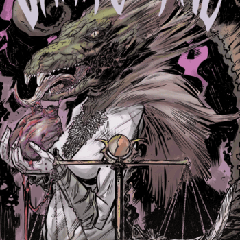 Image Watch: On Why You Need To Read Dark Engine, Plus Preview Of Issue #2