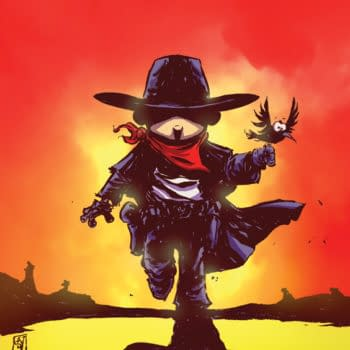 New Skottie Young Variant Cover For The Dark Tower
