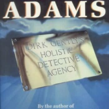 IDW To Create US TV And Comic Book Adaptations Of Douglas Adams' Dirk Gently's Detective Agency