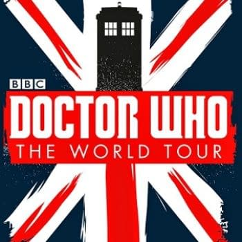 Goodbye Bowties, Hello Eyebrows! The Doctor Who World Tour In NYC With Moffat, Capaldi, Coleman, And Deep Breath