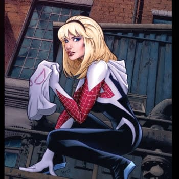 Edge Of Spider-Verse Introduces Gwen Stacey As Spider-Woman