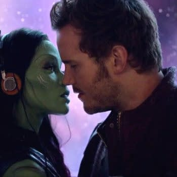 David Hasselhoff Raps About Star-Lord