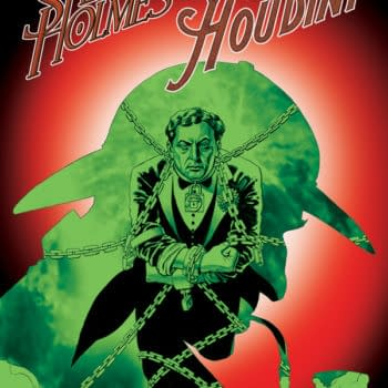 """""""Writing Their First Interaction Was Incredibly Delicious"""" – Del Col And McCreery Talk Sherlock Holmes vs Harry Houdini"""