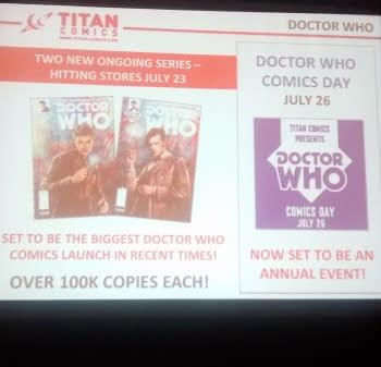 So How Did Titans Doctor Who Comics Sell Over 100000 Each