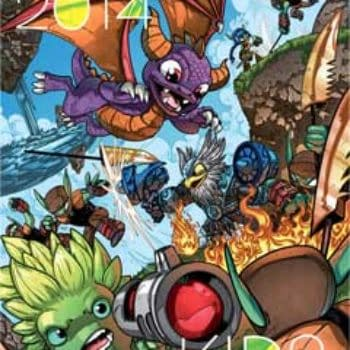 IDW's Sampler For Kids This Autumn – While Rocket And Figment Get More Printings