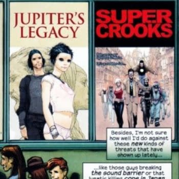 Mark Millar Explains How All The Millarworld Books Tie-In Together – Wanted, Kick Ass, Jupiter's Legacy, Superior, Nemesis, MPH, Supercrooks And More – But No News Yet On The Unfunnies (UPDATE)