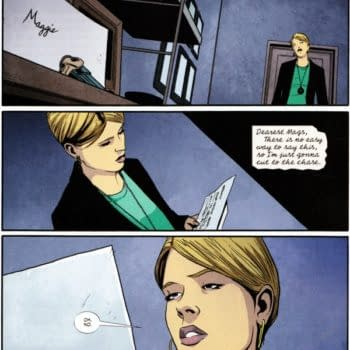 Batwoman Writes A Letter. Bring Tissues. (SPOILER)