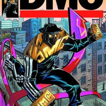 It's Tricky To Rock A Comic – RUN-DMC.'s Darryl McDaniels Gets His Geek On With An Alternate 1985 – Preview
