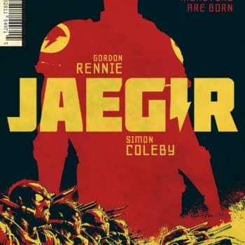 Preview This Week's 2000AD And Jaegir One-Shot