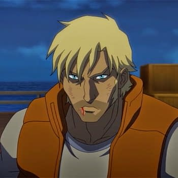Images From Justice League: Throne Of Atlantis