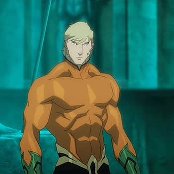 2 Clips From Justice League: Throne Of Atlantis