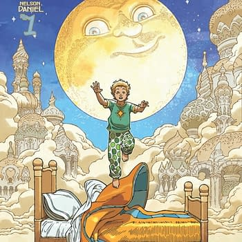 Don't Snooze On This Title: Little Nemo Returns To Slumberland