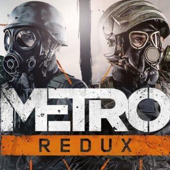 Sweet Release! Metro Redux, Azure Striker Gunvolt, Lethal League, Super Time Force Ultra, The Walking Dead Pinball