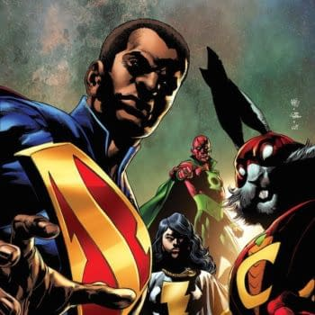 Trying Not To Be Cynical: A 4000 Word Discussion Of Multiversity #1 By Two Bleeding Cool Columnists