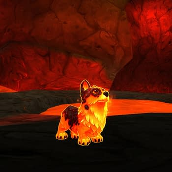 World Of Warcraft 10th Anniversary Goes To The Dogs