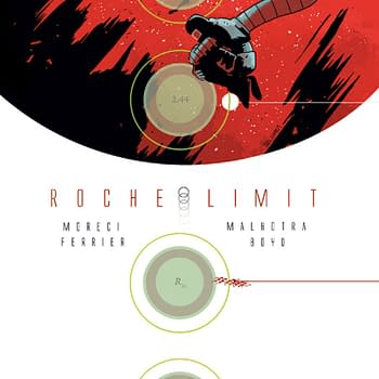 Advance Review: Roche Limit #1 From Image, Plus Preview
