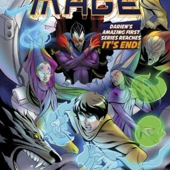 The Star Mage Meets His Match – JC de la Torre Talks The Series Finale, Doctor Who, Upcoming Projects And Hollywood Interest