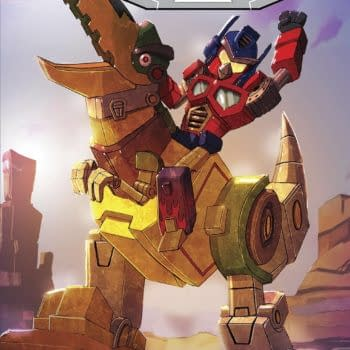 13 Comic Covers For November That Are Either Transformers, Angry Birds, Or Both!