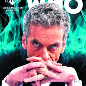Doctor Who, Liam Sharp And Other Joys From Titan Comics In November