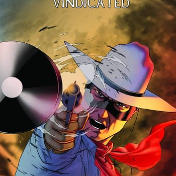 Lone Ranger Is A Character I Always Wanted To Tackle &#8211 Justin Gray Talks The Lone Ranger: Vindicated
