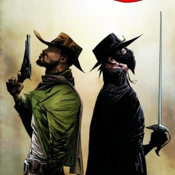 21 Comic Covers From First Issues Of Quentin Tarantino And Matt Wagner's Django/Zorro, And Other Nineteeth Century Men, From Dynamite In November