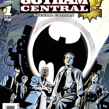DC Comics To Rush Out Gotham Central #1 In Time For The TV Show For A Dollar