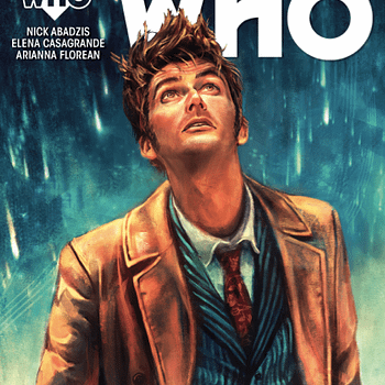 Doctor Who: The Tenth Doctor #2 Reminds Us To Be Both Smart And Imaginative