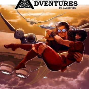 Unleash A Madcap Pulp World With The Amazing Adventures RPG Kickstarter