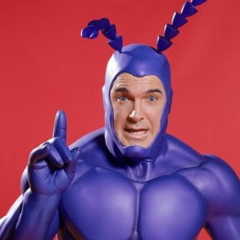 Amazon To Bring Back The Tick With Patrick Warburton Reprising His Role