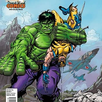 Herb Trimpe Returns To Wolverine One Last Time Before The Death Of…