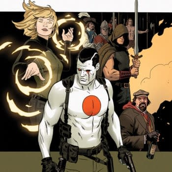 Valiant Heads To Baltimore With Exclusive Cover For The Delinquents And A Preview For The Valiant