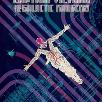 Free On Bleeding Cool – Captain Victory And The Galactic Rangers #1