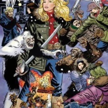 How IDW Expands From Comics Into TV – V Wars, Brooklyn Animal Control, Cobb, Wyonna Earp, Pantheon, Wormwood And More