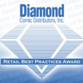 Diamond Give Best Practice Awards For Print Ads, Fundraising. Previews Displays And Best Graphic Novel And Manga Sections