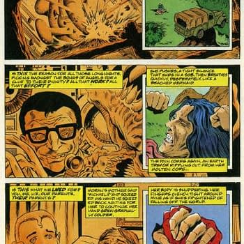 Miracleman #9 Ignores Rick Veitchs Colouring Instructions (But Only Of 1987)