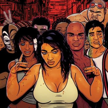 You'd Better Show Concrete Park Some R-E-S-P-E-C-T This September – Talking With Erika Alexander And Tony Puryear, Plus 9 Page Preview