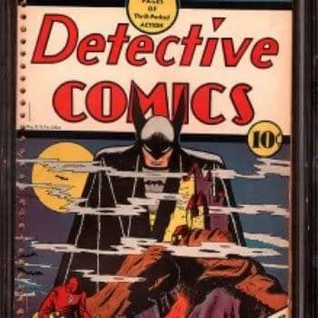 The Bob Kane Files: What Kane's Personal Copies Of The Earliest Batman Comics Tells Us About One Of Comics History's Most Enigmatic Creators