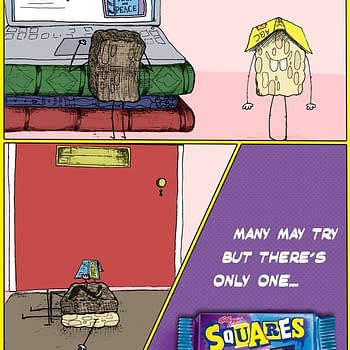 Swipe File: Bunny Suicide And Kelloggs Squares