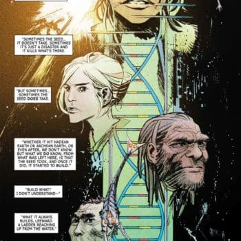 Fearless Enough To Win An Eisner – Discussing The Wake's Surprising Finale With Scott Snyder(SPOILERS)