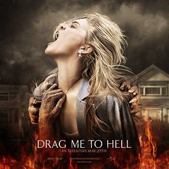 The Castle of Horror Podcast Presents: Drag Me To Hell
