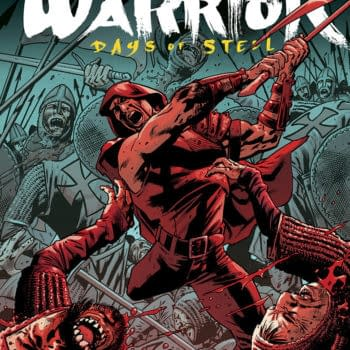 Peter Milligan And Cary Nord Create Valiant's Eternal Warrior: Days Of Steel Beginning In November