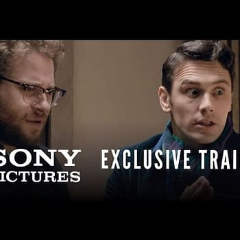 Sony Releases Red Band Trailer For The Interview