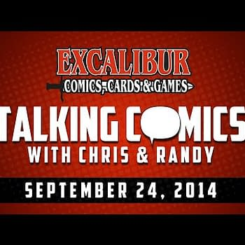 Talking Comics &#8211 Discussing This Weeks Upcoming Titles From Futures End To Edge Of Spider-Verse Roche Limit Butterfly Aliens And More