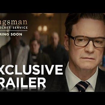 Kingsman: Secret Service Trailer Hits The Web
