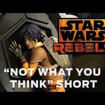 Star Wars Rebels Short &#8211 Not What You Think